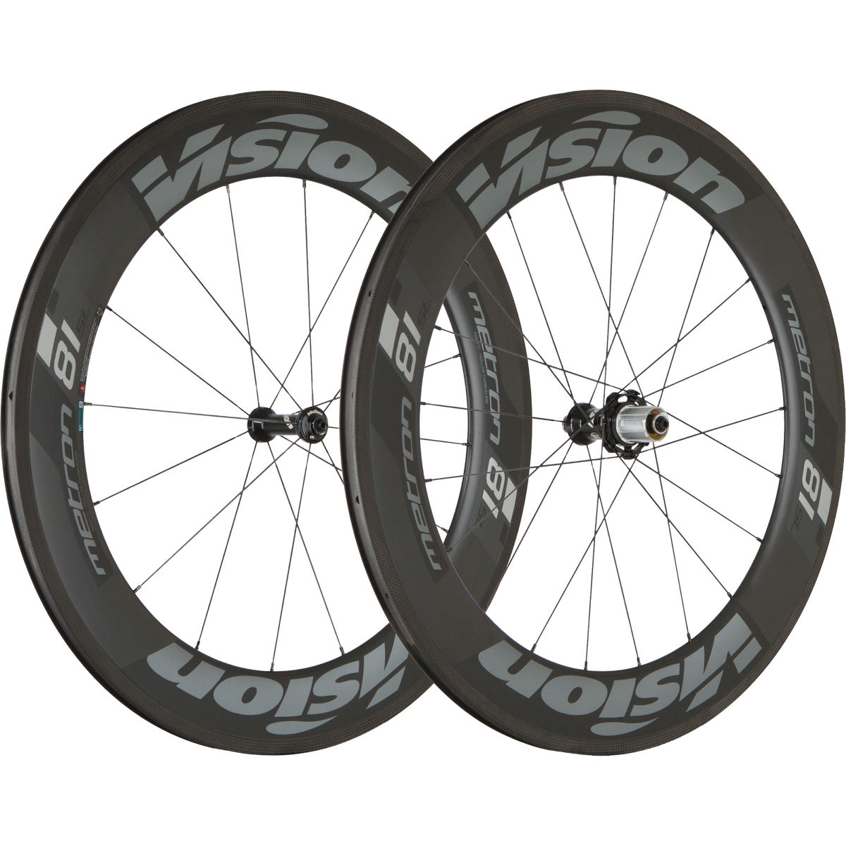Vision Metron 81 SL Carbon Clincher Wheelset Performance Wheels