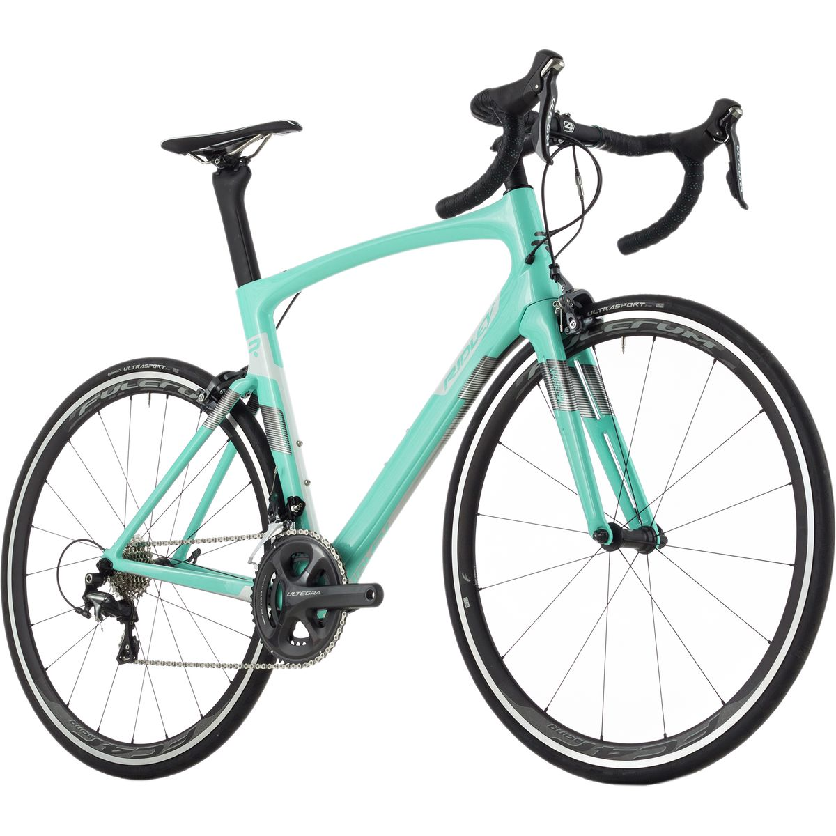 Ridley Jane SL Ultegra 2017 Mint Green White Silver