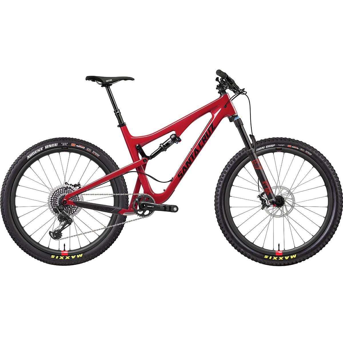 Santa Cruz Bicycles 5010 2.1 Carbon CC X01 Eagle Reserve Complete 2018