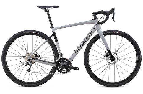 Specialized Diverge Sport 2018 Adventure Grey Black