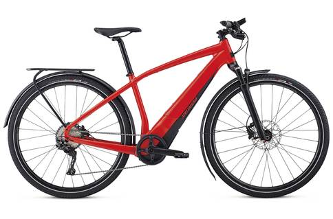 Specialized Turbo Vado 4.0 2017 Electric Red Black