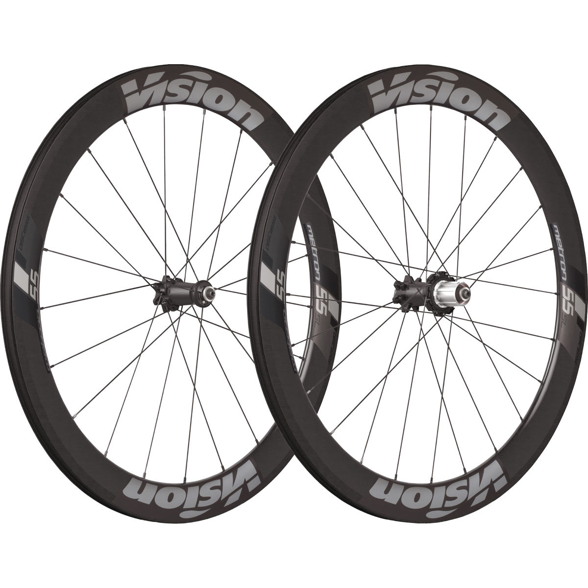 Vision Metron 55 SL Carbon Tubular Wheelset Performance Wheels
