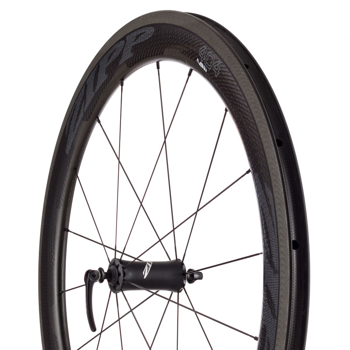 Zipp 404 NSW Carbon Clincher Wheelset Black SRAM Shimano 11-speed