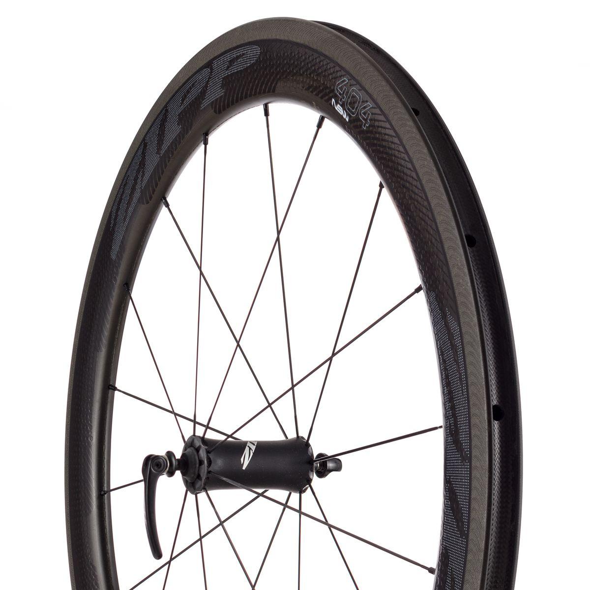 Zipp 404 NSW Carbon Clincher Wheelset