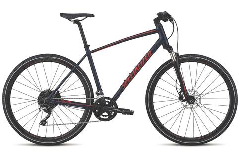 Specialized Crosstrail Elite 2018 Blue Red