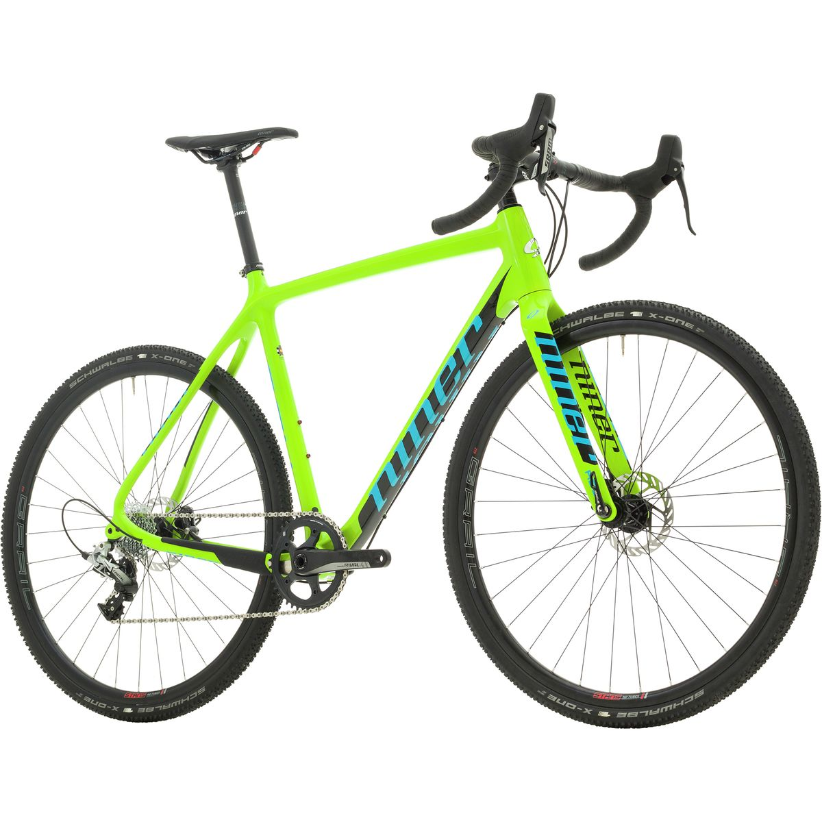 Niner BSB 9 RDO 3-Star Rival 1 2018 Green Blue