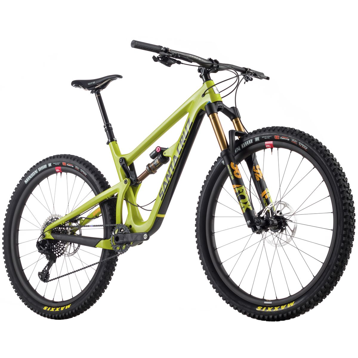 Santa Cruz Bicycles Hightower LT Carbon CC XX1 Eagle Reserve Complete 2018
