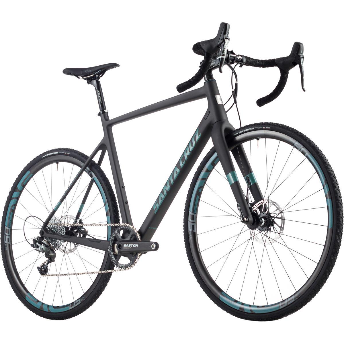 Santa Cruz Bicycles Stigmata Carbon CC Force CX1 ENVE 2017 Black Blue