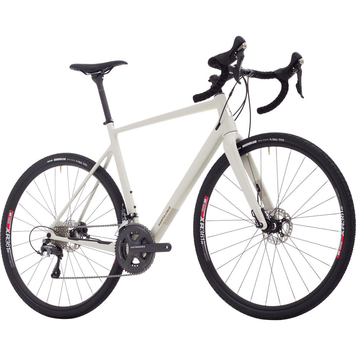 Santa Cruz Bicycles Stigmata Carbon CC Ultegra 2018 Fog Copper