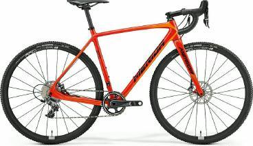 Crossrad Merida Cyclo Cross 9000 Carbon 2018 frei Haus