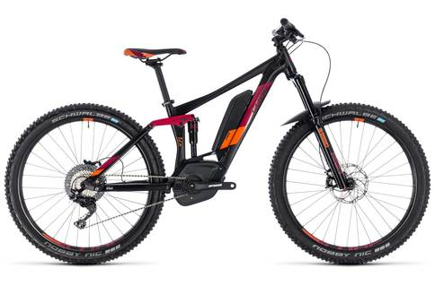 Cube Sting 120 HPC SL 500 2018 Electric