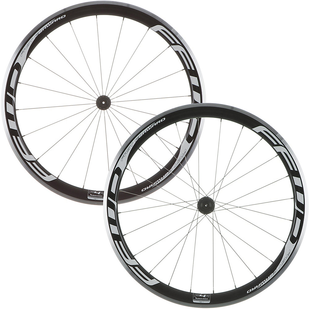 Fast Forward F4R Alloy-Carbon Clincher Wheelset AW17