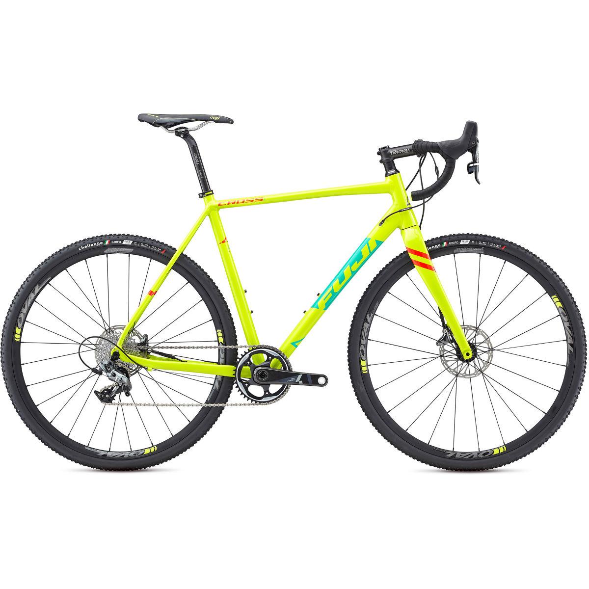 Fuji Cross 1.1 2017 Bikes
