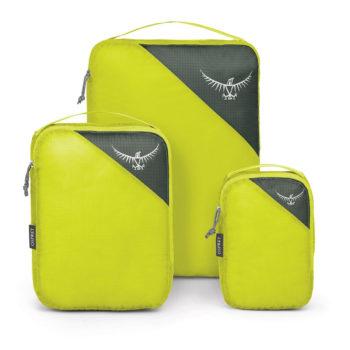 Osprey Ultralight Packing Cube Set Travel Bags