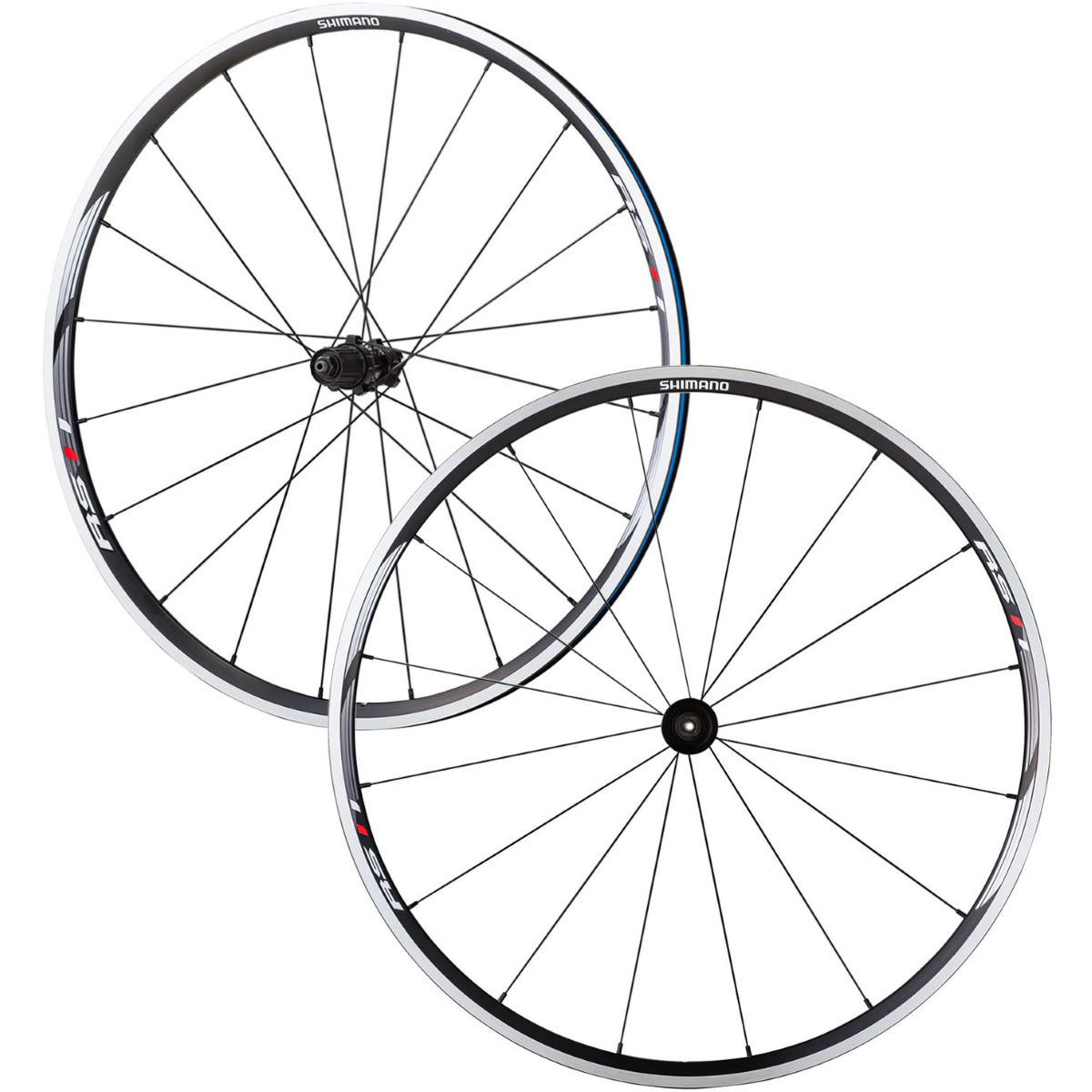 Shimano RS11 Alloy Clincher Wheelset Performance Wheels