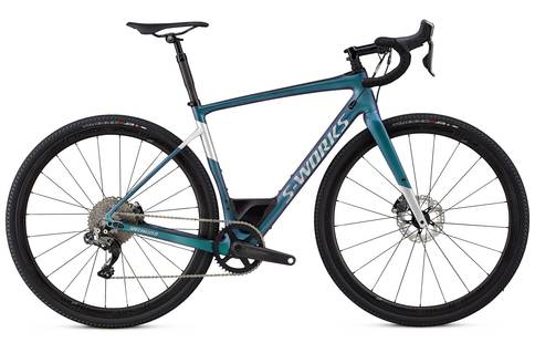 Specialized Works Diverge DI2 2018 Adventure Black Silver