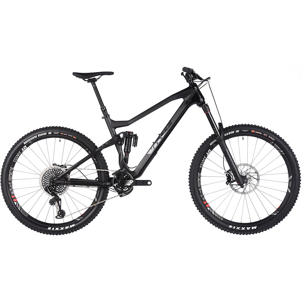 Vitus Bikes Sommet CRX Carbon FS XO1 Eagle 1x12 2018