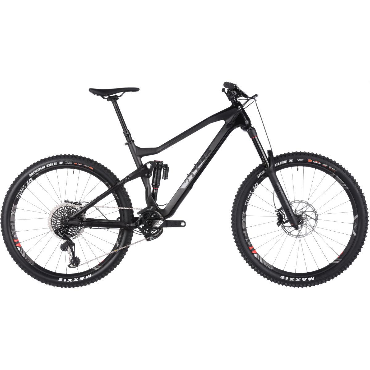 Vitus Bikes Sommet CRX Carbon XO1 Eagle 1x12 2018 FS Full
