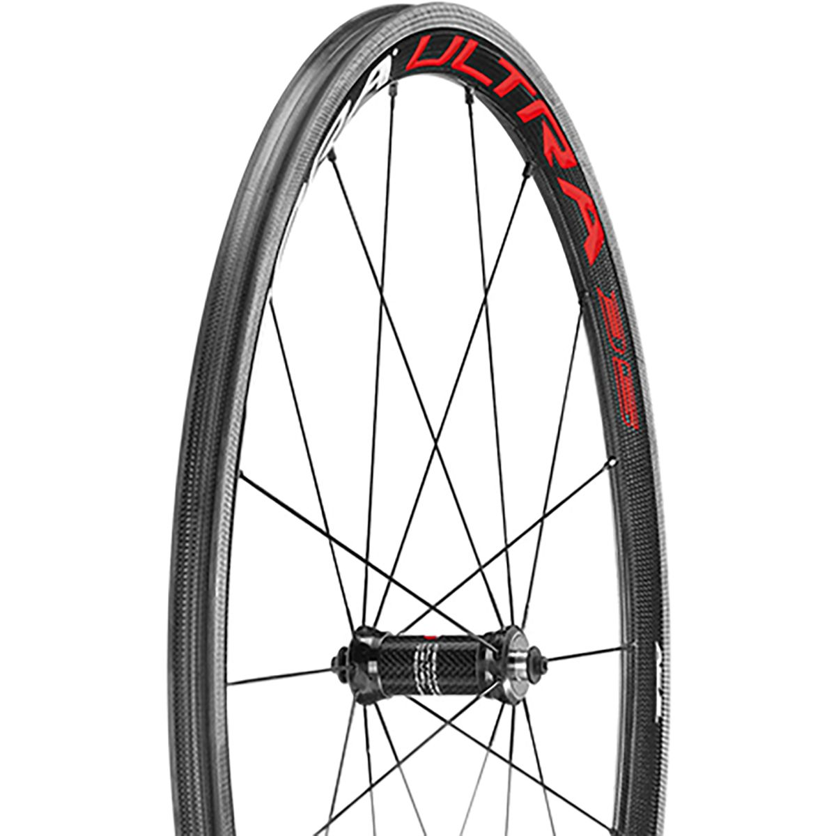 Campagnolo Bora Ultra 35 Wheelset Clincher Bright Label Campagnolo Freehub