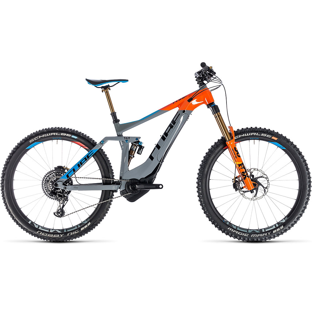 Cube Stereo 160 Action Team EBike 2018
