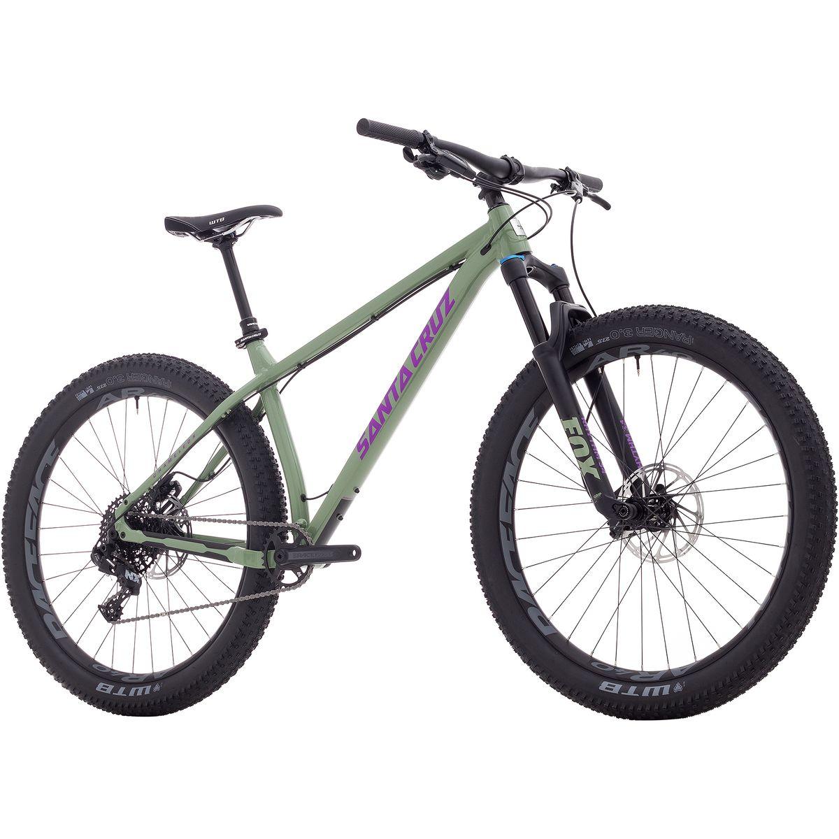 Santa Cruz Bicycles Chameleon 27.5 R Complete 2018