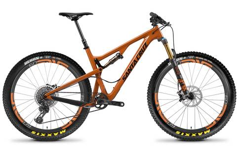 Santa Cruz Tallboy CC XX1 ENVE Plus 2018