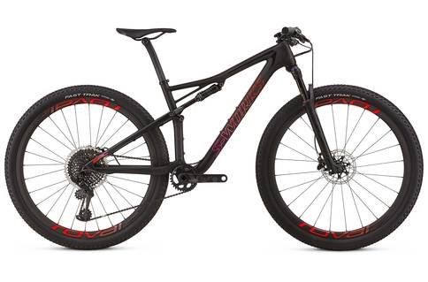 Specialized Works Epic FSR Carbon 2018 Black Red