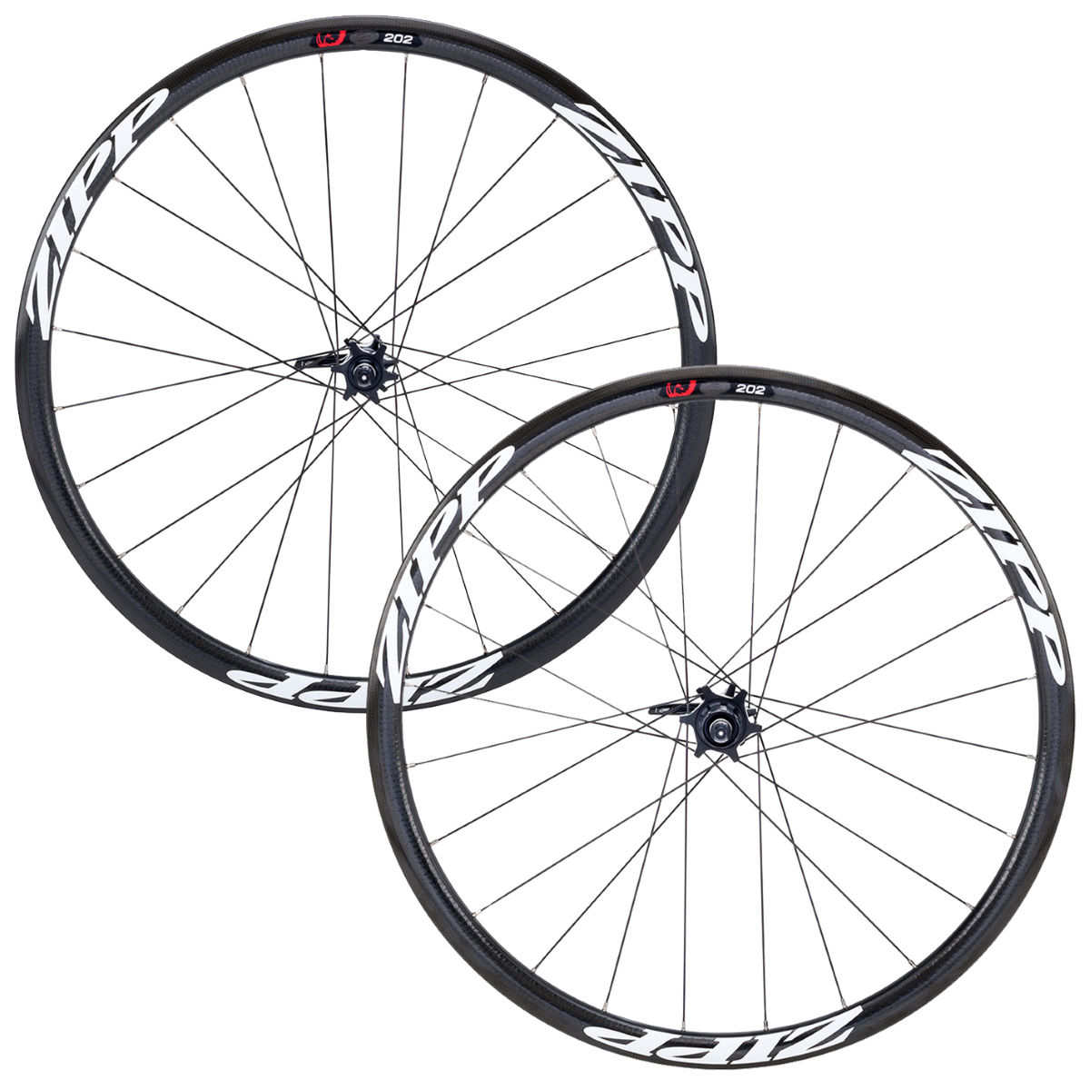 Zipp 202 Firecrest CC DB Wheelset Shimano Performance Wheels
