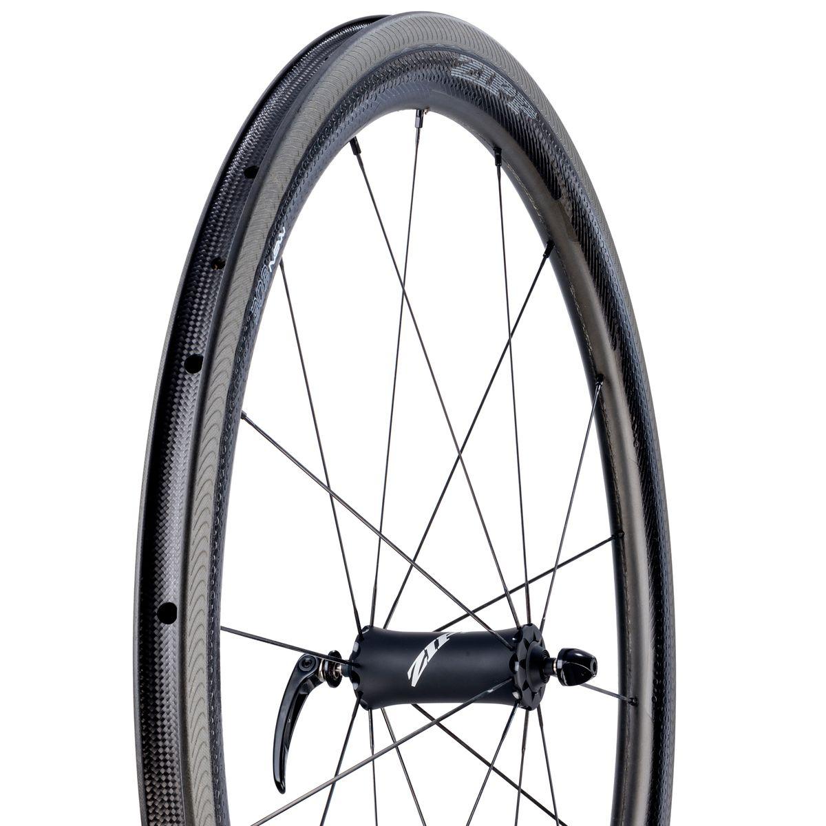 Zipp 303 NSW Carbon Clincher Wheelset Black Campagnolo