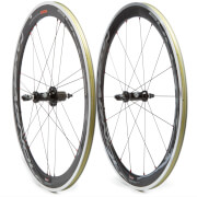 Campagnolo Bullet Ultra 50 Clincher Wheelset Campagnolo Label