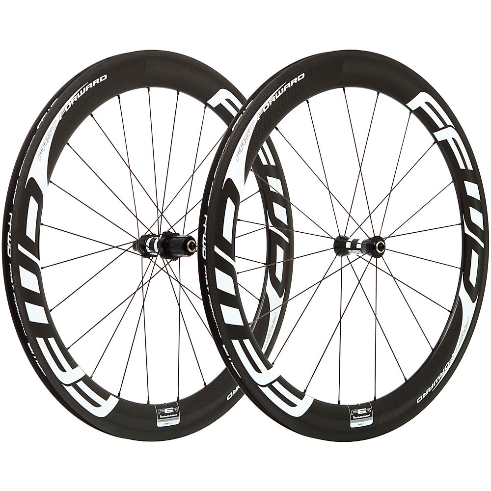 Fast Forward Carbon F6R FCC 60mm SP Wheelset