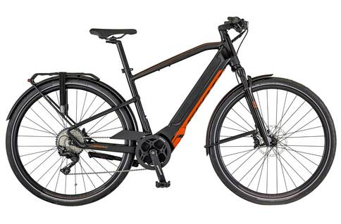Scott E-Silence 10 2018 Electric