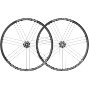 Campagnolo Zonda C17 Disc Brake Bolt-Thru Clincher Wheelset 2018 - AFS Rotor Campagnolo Label
