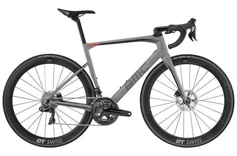 BMC Roadmachine 01 One 2018 Grey Black