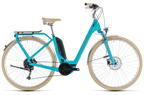 Cube Elly Ride 500 2018 Electric