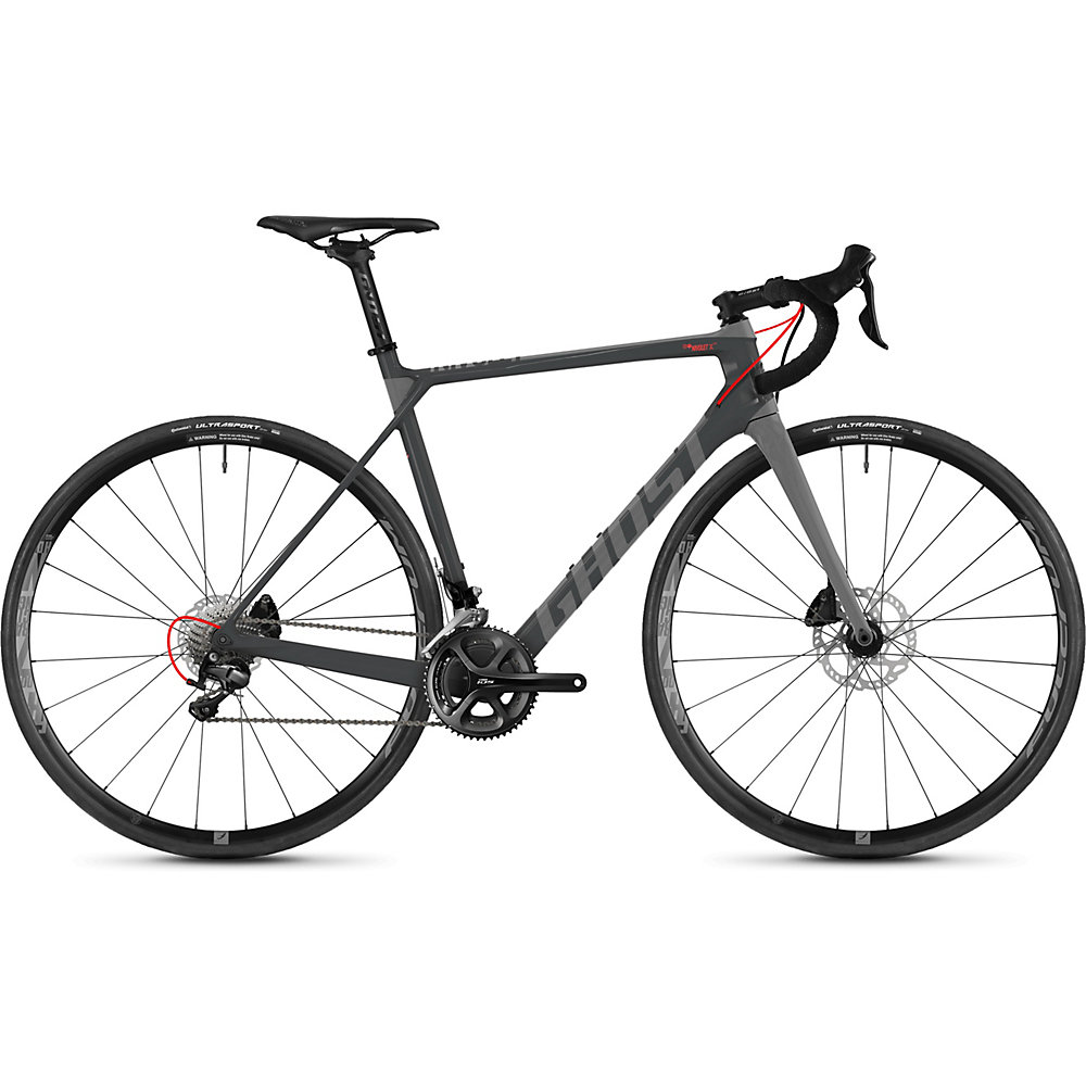 Ghost Nivolet X 5.8 Disc 2018