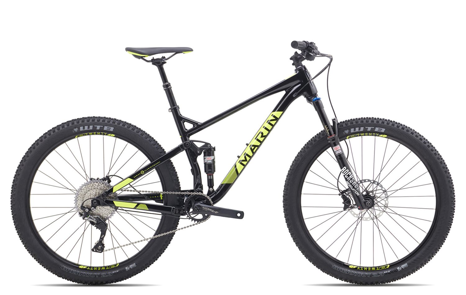 Marin Hawk Hill 3 2018 Zoll