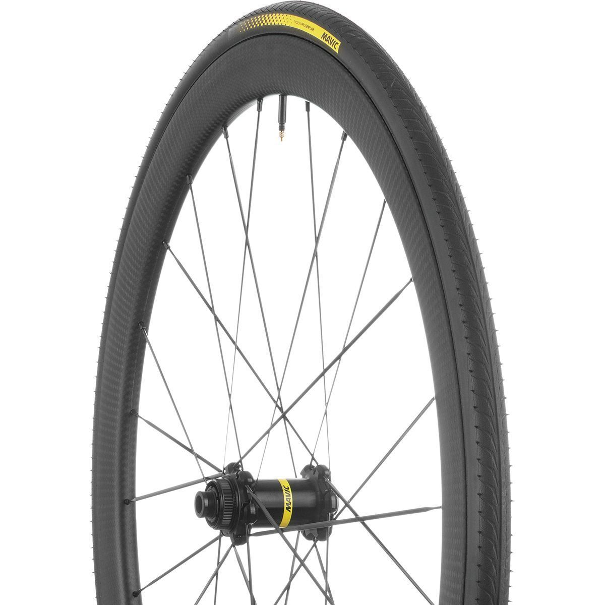 Mavic Cosmic Pro Carbon SL Disc Wheelset Clincher Fade Decal CL 12x100 12x142mm Shimano SRAM 11-Speed