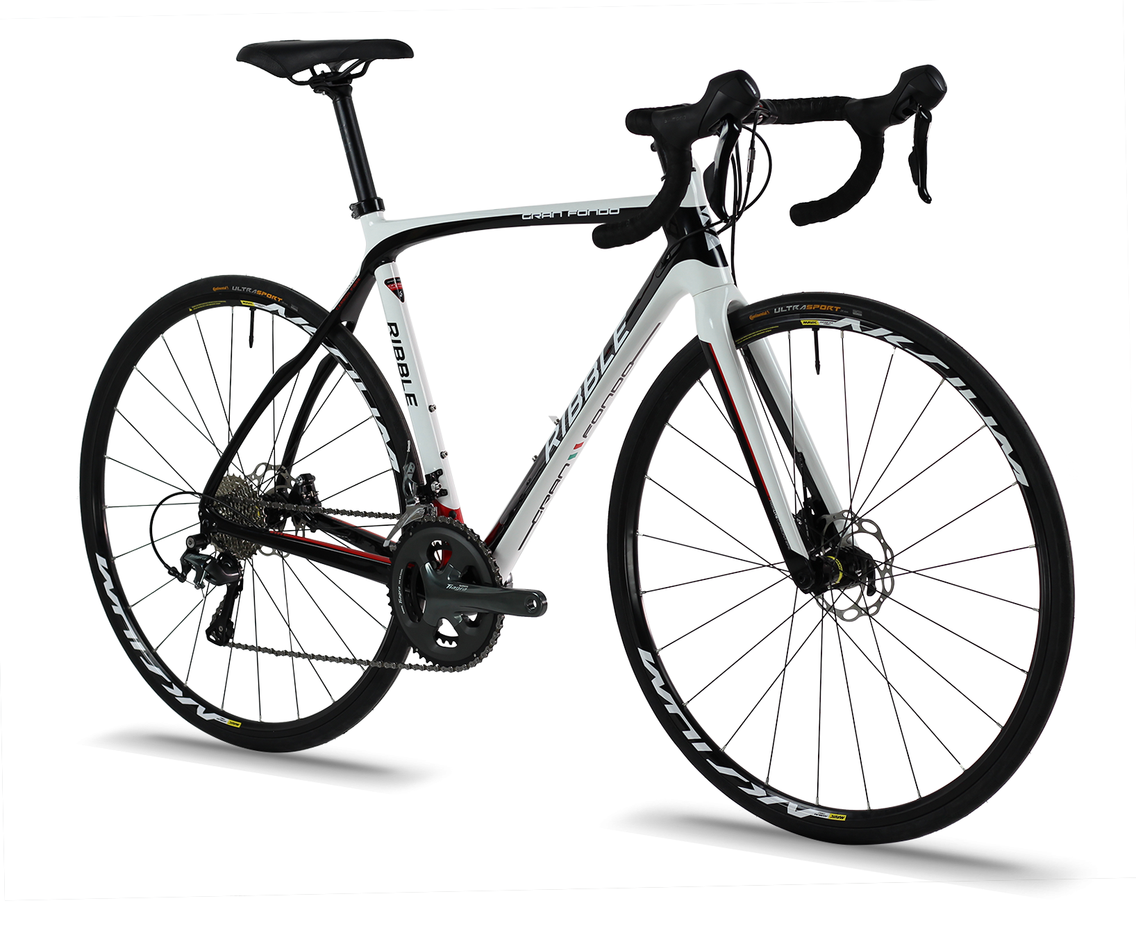 Ribble Gran Fondo Disc Tiagra Hydro Summer