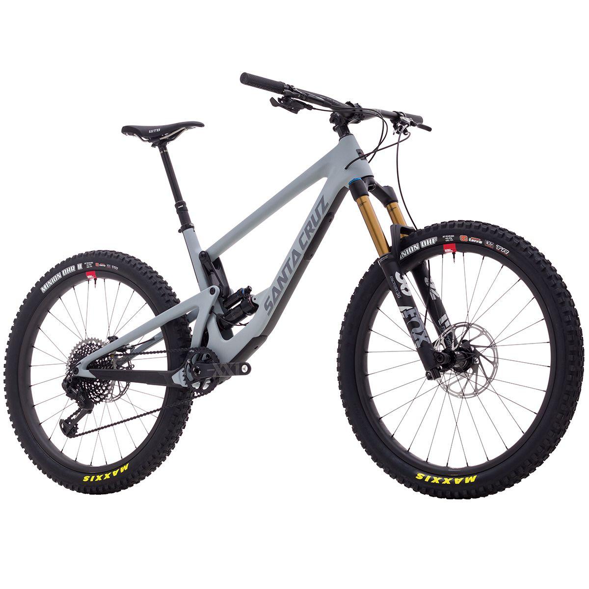 Santa Cruz Bicycles Bronson Carbon CC 27.5 XX1 Eagle Reserve Complete
