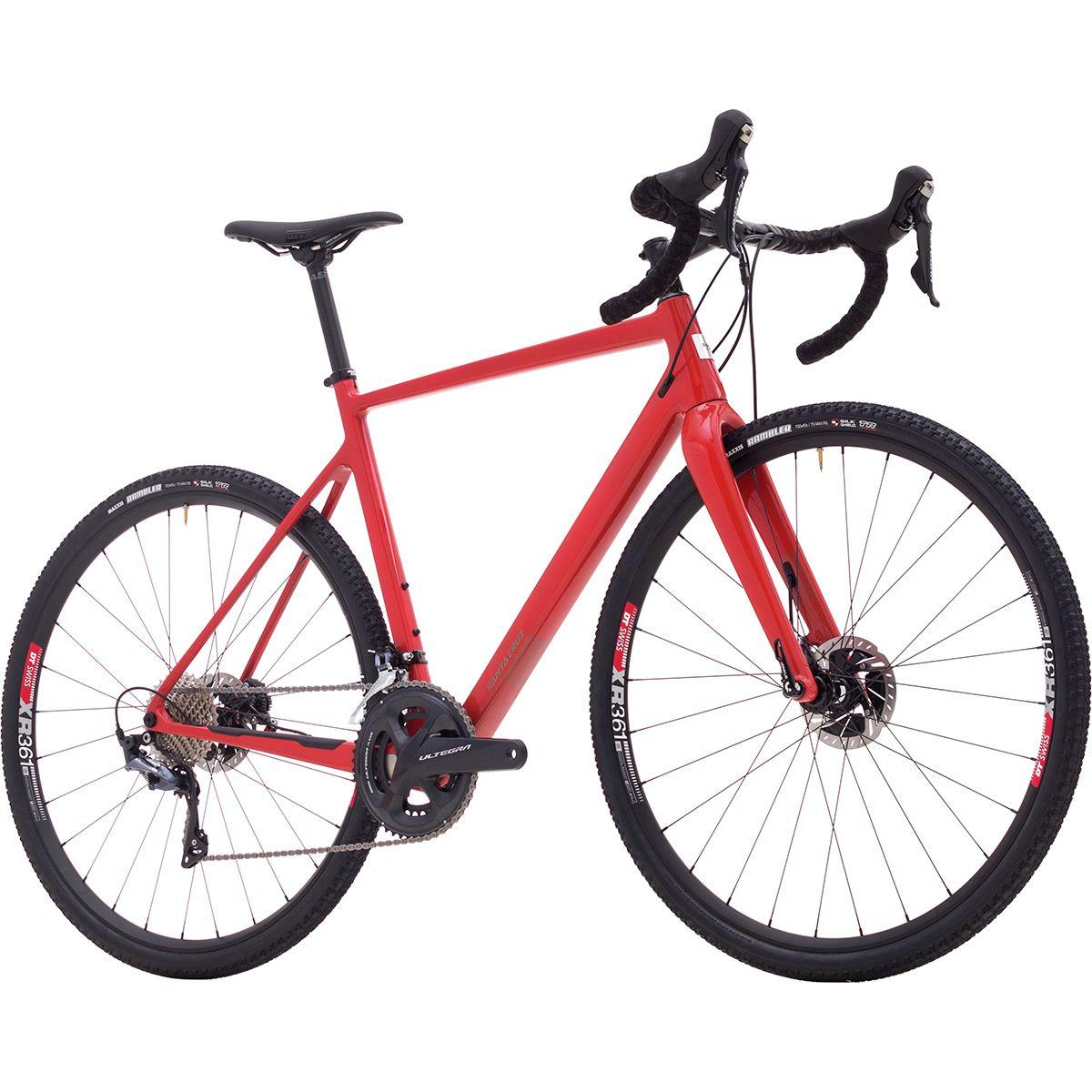 Santa Cruz Bicycles Stigmata Carbon CC Ultegra