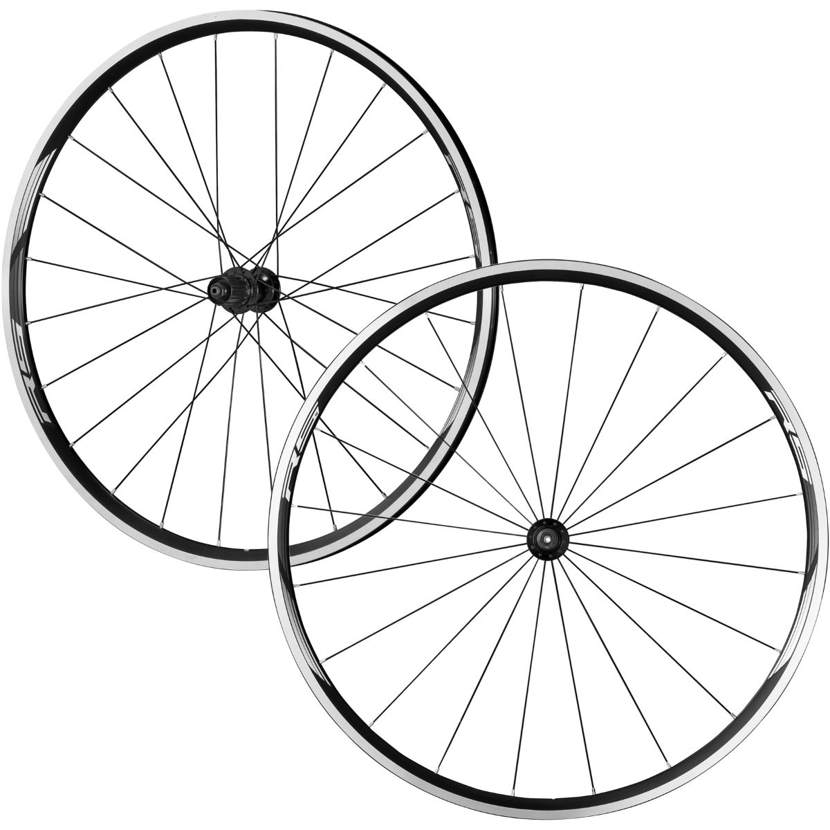 Shimano RS010 Alloy Clincher Wheelset Performance Wheels