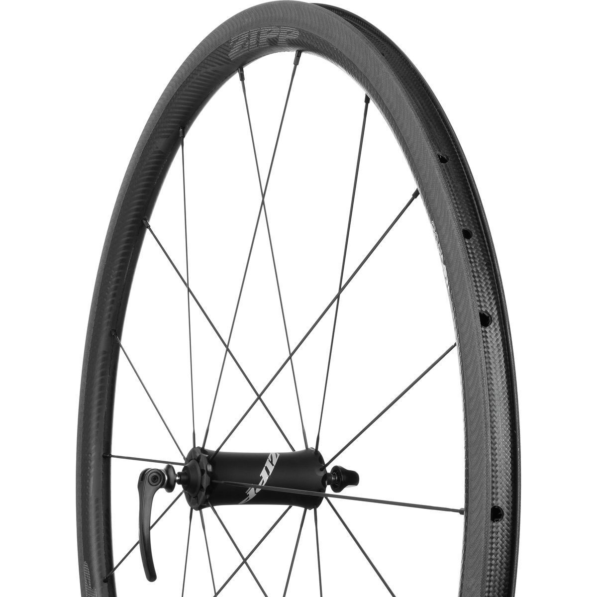 Zipp 202 NSW Carbon Wheelset Clincher Black SRAM Shimano