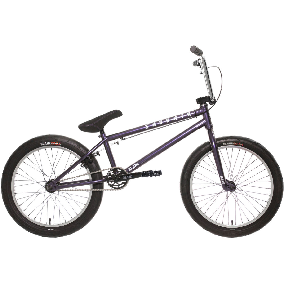 Blank Sabbath 2019 Freestyle Bikes