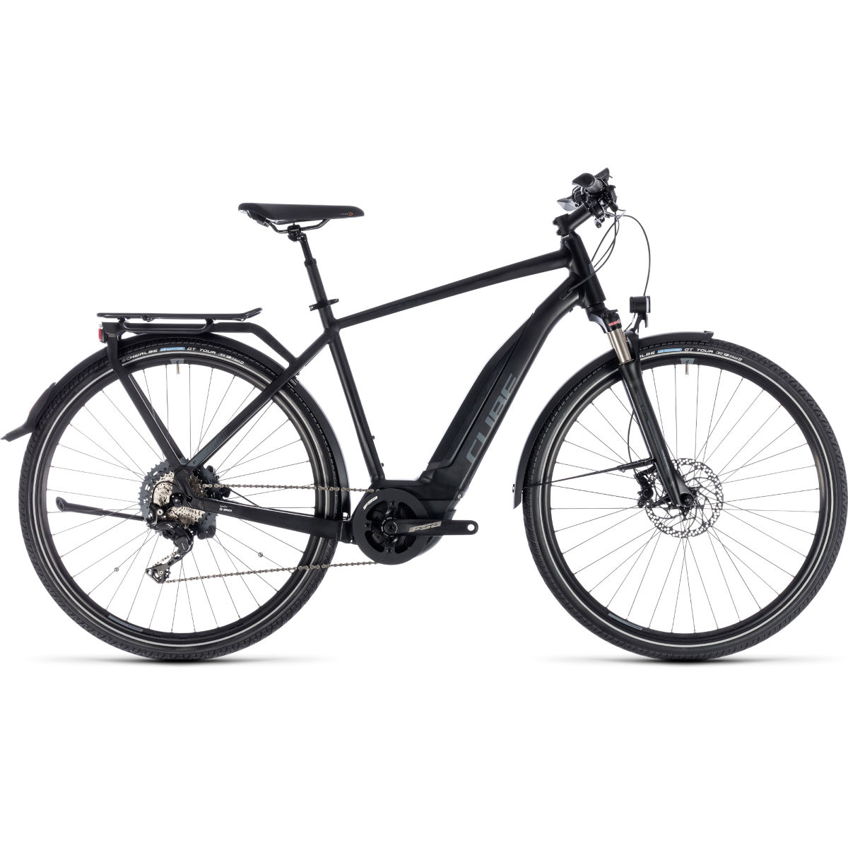 Cube Touring EXC 500 2018 Electric Urban Bikes