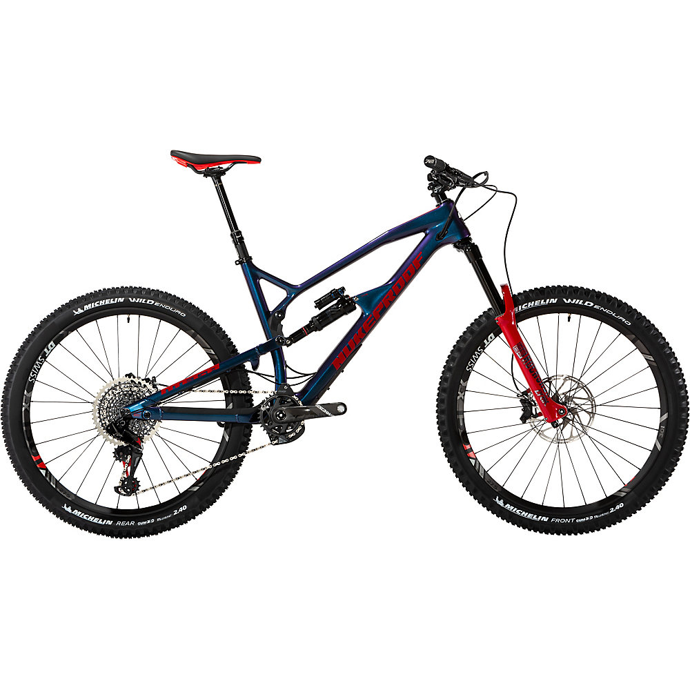 Nukeproof Mega 275 Carbon RS XO1 Eagle 2019
