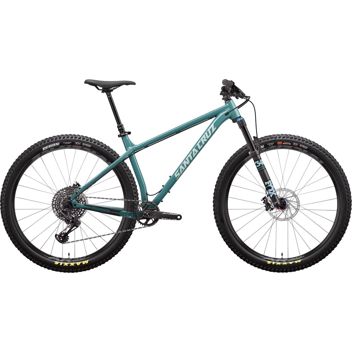 Santa Cruz Bicycles Chameleon 27.5 Complete Slate Blue