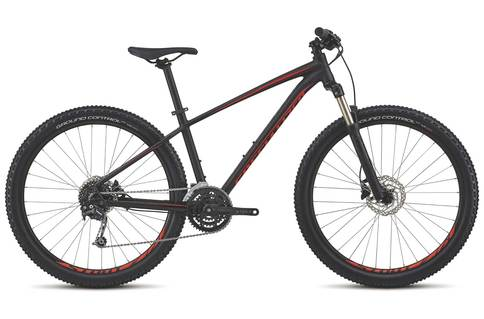 Specialized Pitch Expert 650B 2018 Black Red