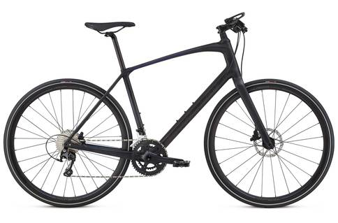 Specialized Sirrus Expert Carbon 2019 Grey Blue
