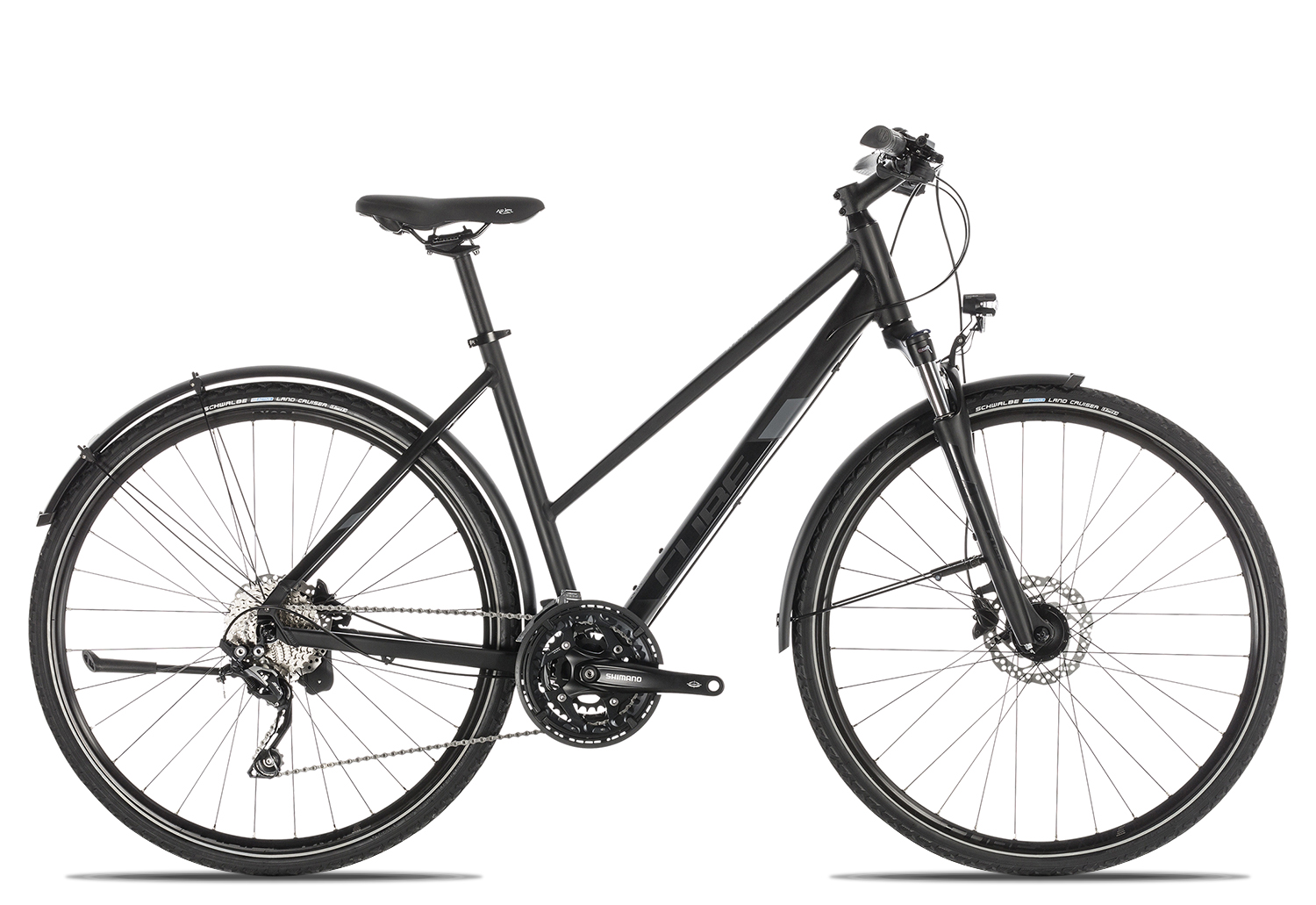 Cube Nature EXC Allroad Trapez 2019 46 black n grey